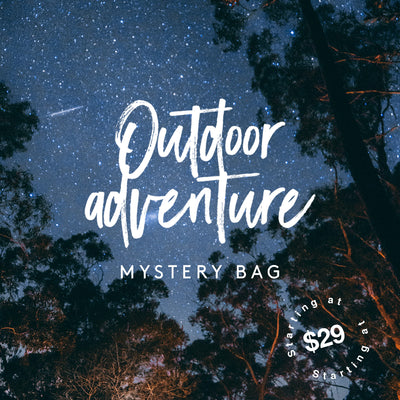 Outdoor Adventure - Mystery Bag