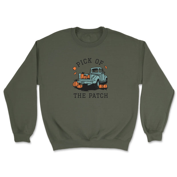Pick Of The Patch - Sweatshirt