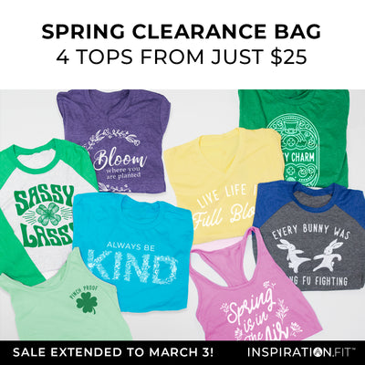 Spring Clearance Mystery Bag