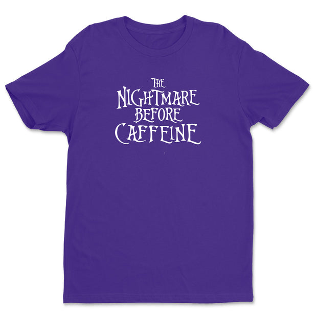 The Nightmare Before Caffeine - Unisex Crew