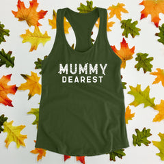 Mummy Dearest  - Fitted Tank