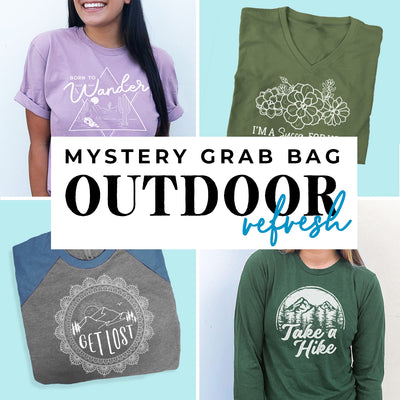 Outdoor Refresh - Mystery Grab Bag