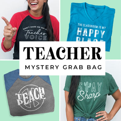 Teacher - Mystery Grab Bag