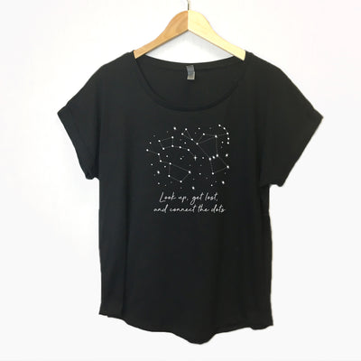Connect The Dots - Scoop Dolman