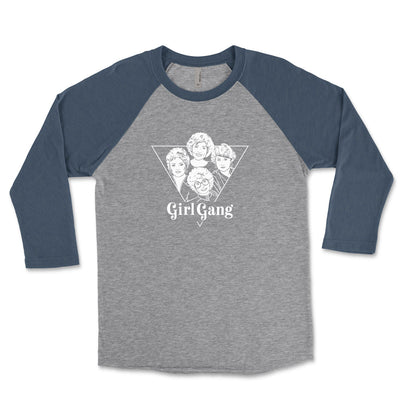Golden Girl Gang - Baseball Tee