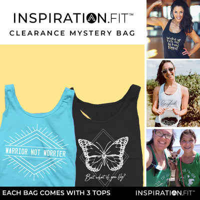 Inspiration.Fit - Clearance Mystery Grab Bag