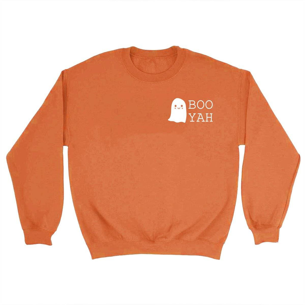 Boo Yah Limited Edition - Boyfriend Sweatshirt