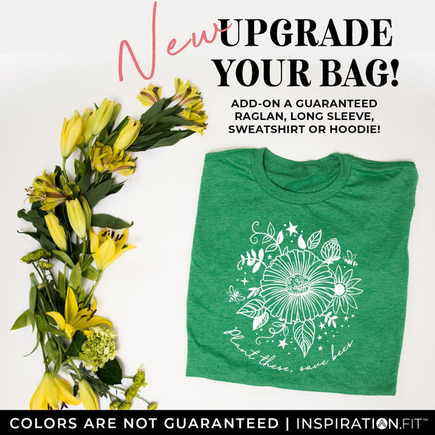 Spring Mystery Bag [With Upgrade Options!]
