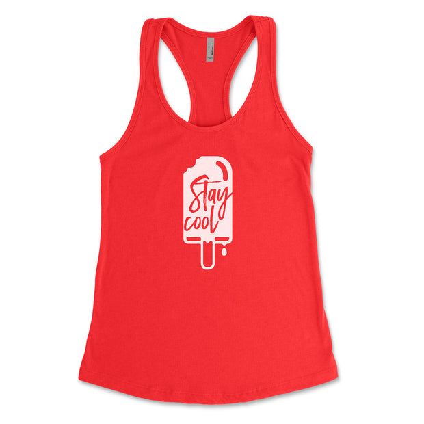 Stay Cool - Fitted Tank