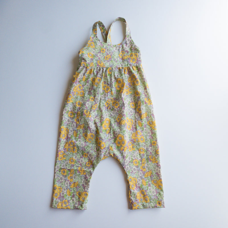 "Charlie Jumper in 'Lakehouse Garden"" - Ready to Ship"