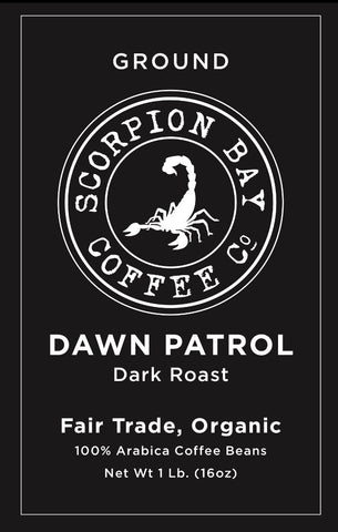 DAWN PATROL - Dark Roast