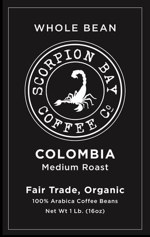 COLOMBIA - Medium Roast