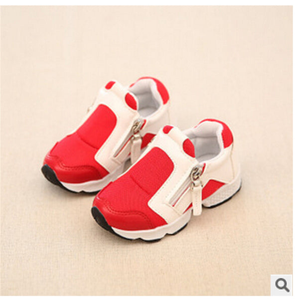 2015 new fall shoes boys and girls sports shoes Korean fashion brand shoes 718
