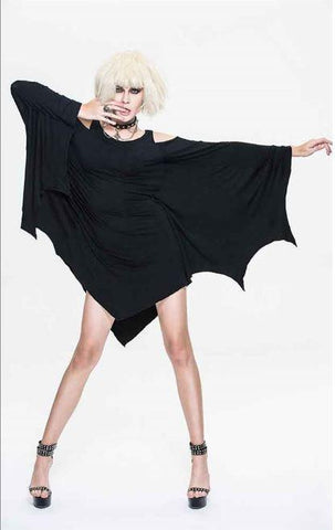 The Ultimate Bat Dress