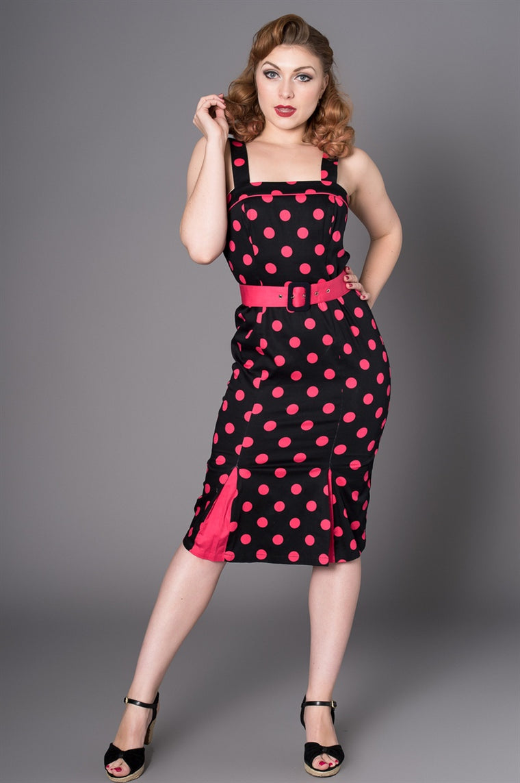 Miss Secretary Pencil Dress