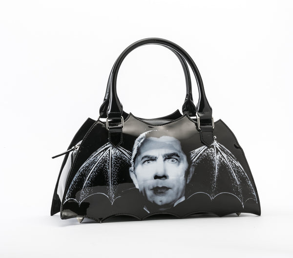 Dracula Bat Shaped Bag