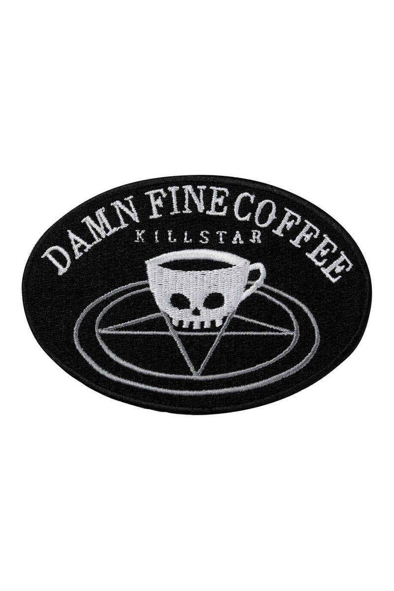 Damn Fine Coffee Patch
