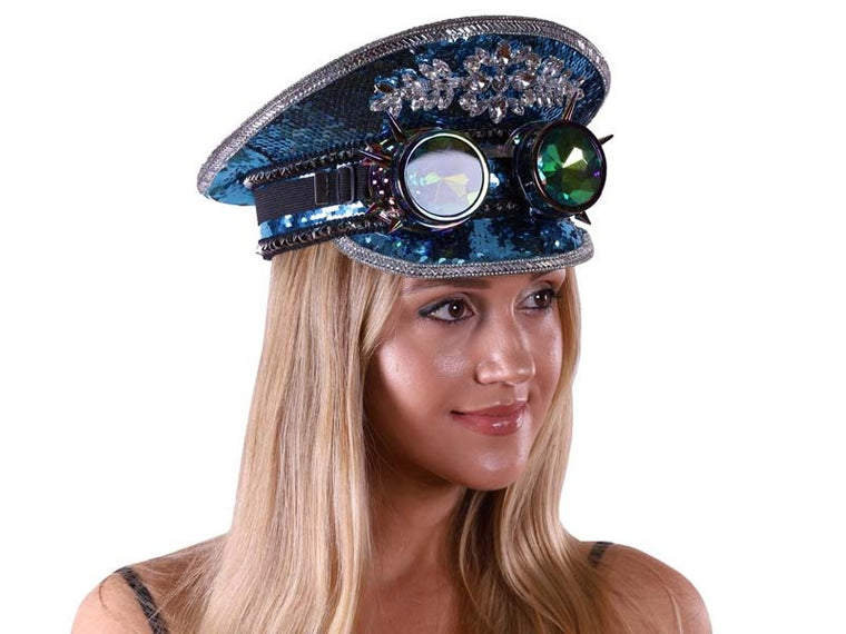 Aquatic Life Captain Hat