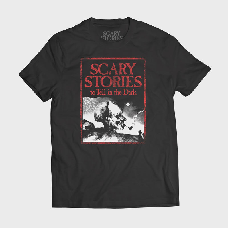 Scary Stories Cover T-Shirt