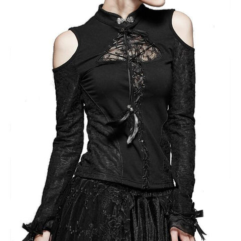 Neo Lace Corset Top