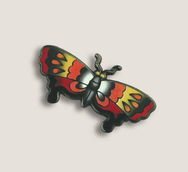 Tattoo Butterfly Pin