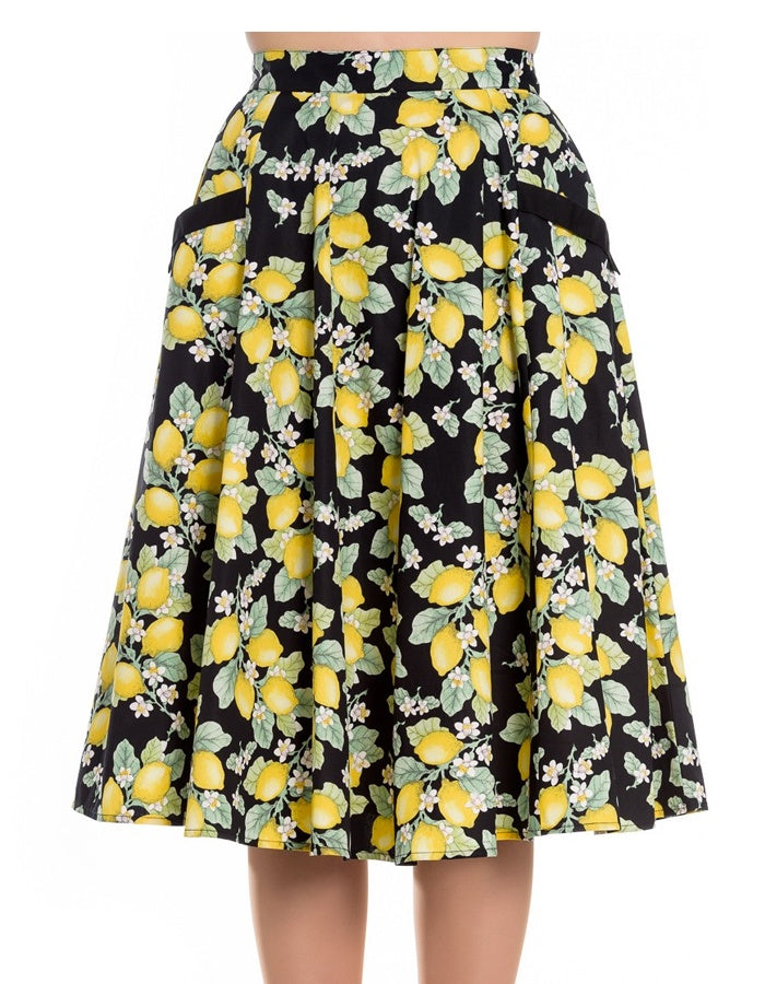 LeAnne's Lemon Skirt