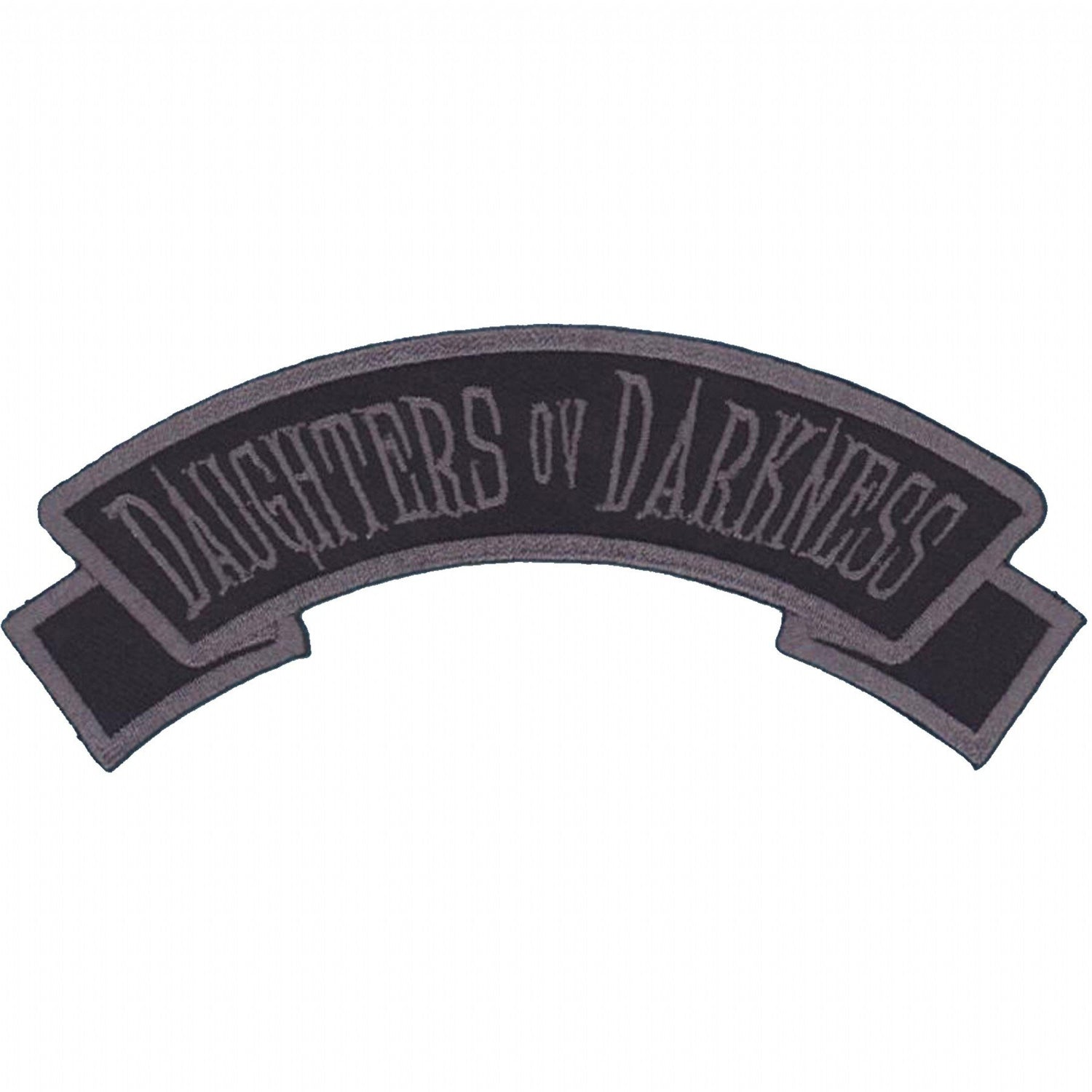 Daughters Ov Darkness Arch Patch