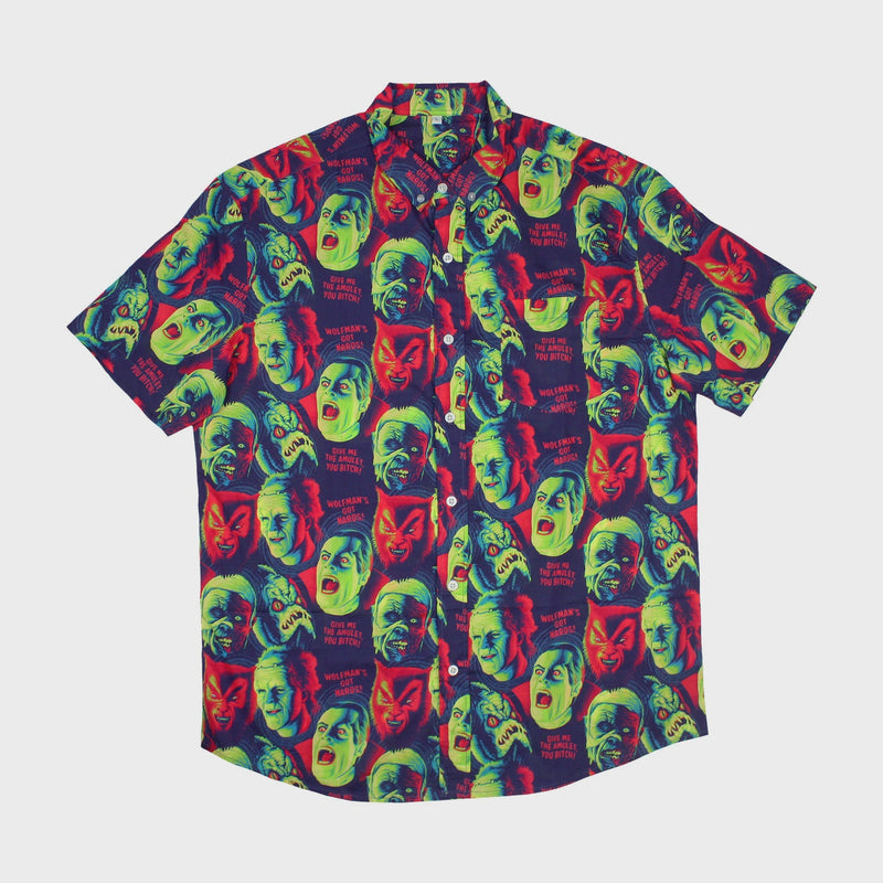 Biggest Baddies Squad Unisex Button-Up