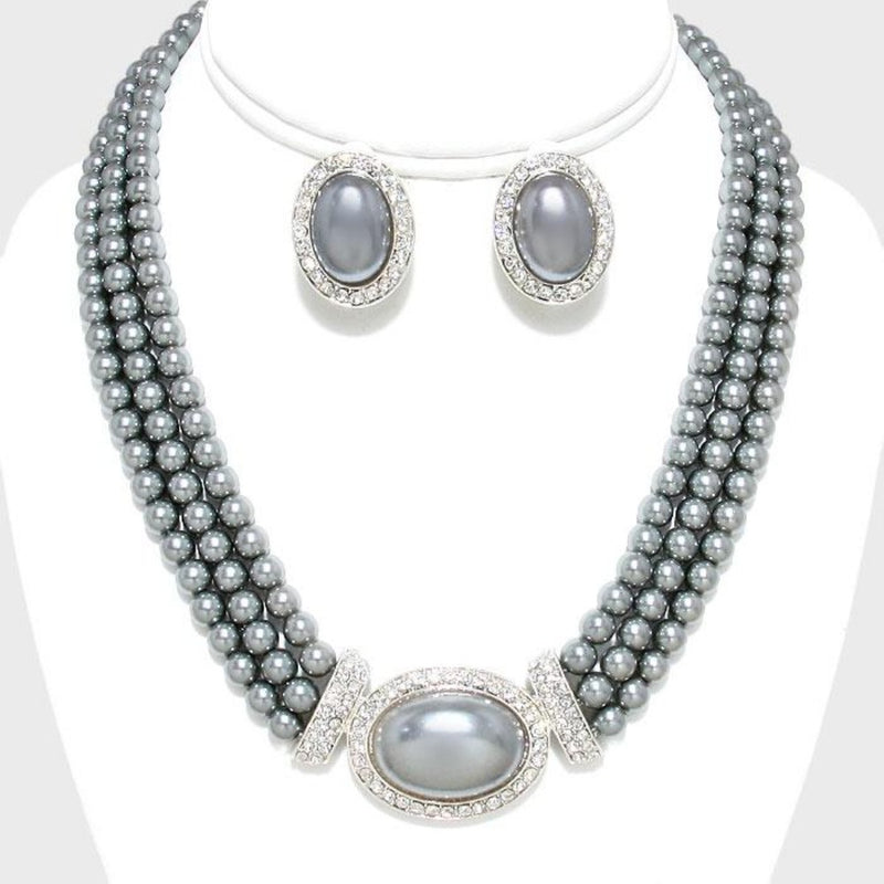 Golightly Pearl Set