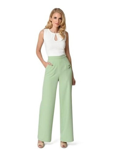 Sadie 40s Mint Trousers