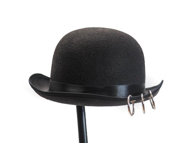 Triple Trouble Bowler Hat