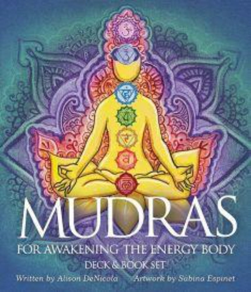 Mudras For Awakening Tarot Deck