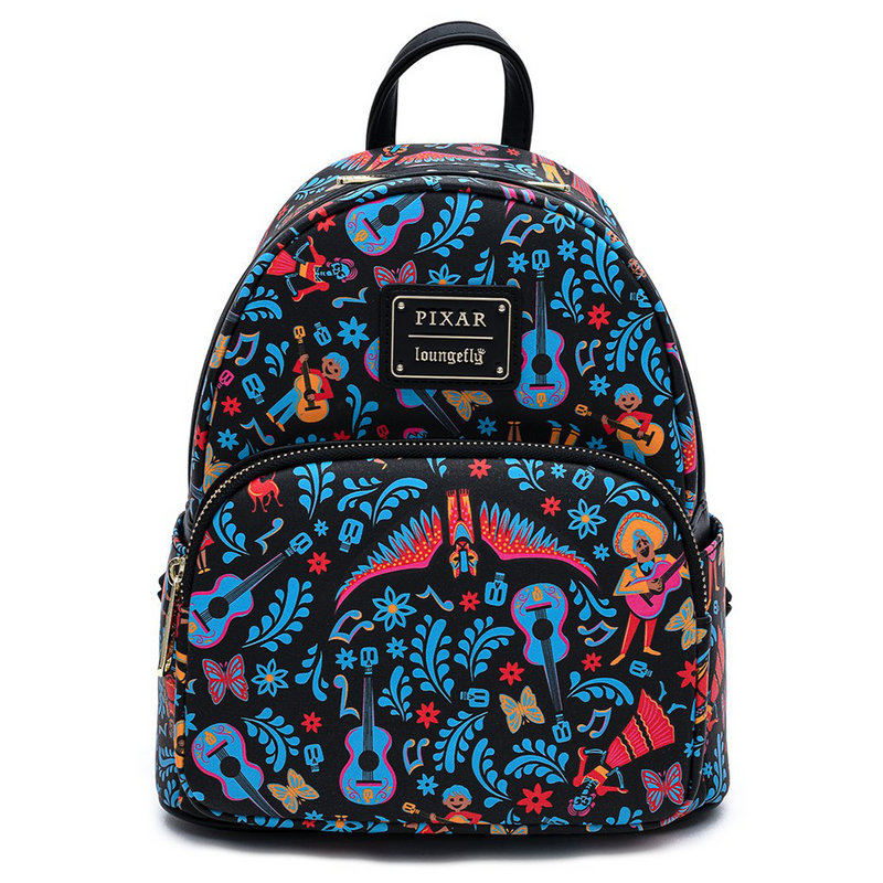 Coco Day of the Dead Mini Backpack
