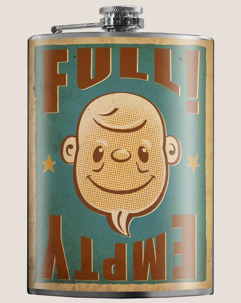 Full / Empty Flask
