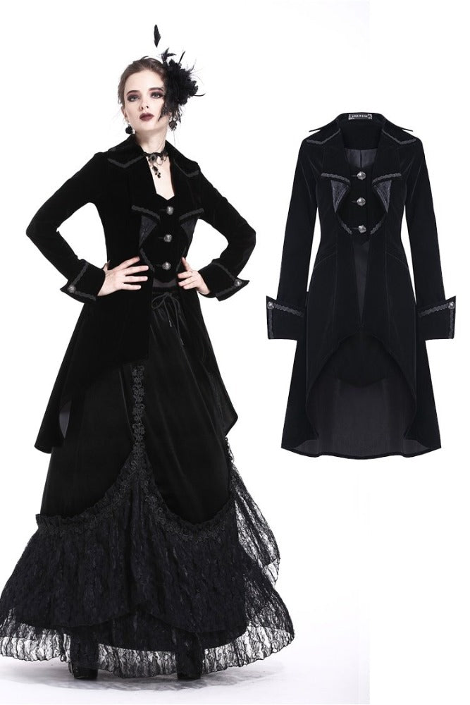 Countess of the Night Coat