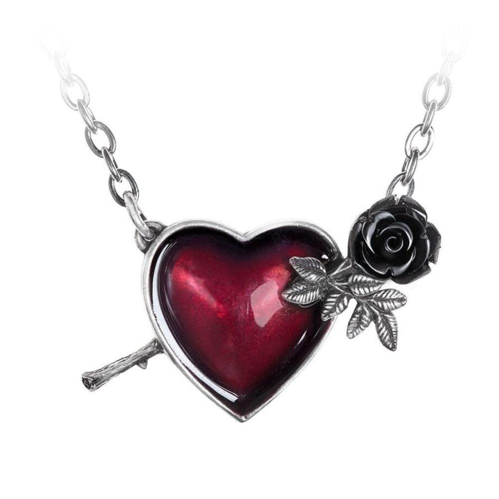 Wounded By Love Necklace