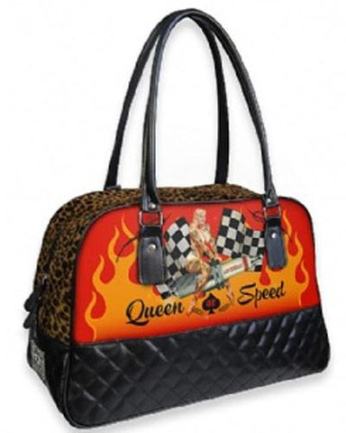 Liquor Brand Queen of Speed Tote