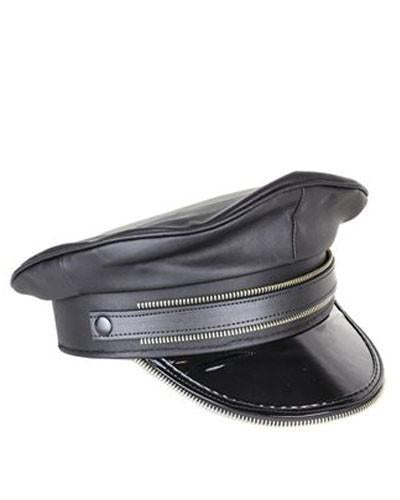 Zipper Police Hat