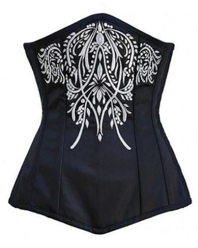 Little Leota Steel Boned Underbust Corset
