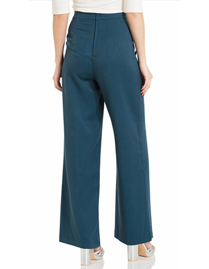 Ms Lunds Blue Trousers