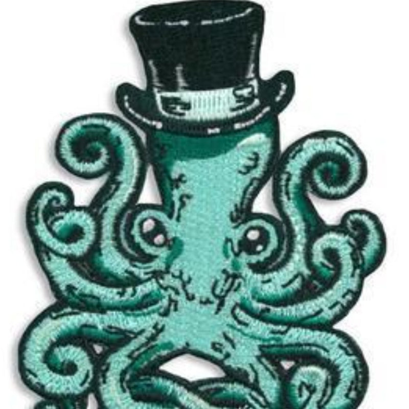 Gentleman Octopus Patch