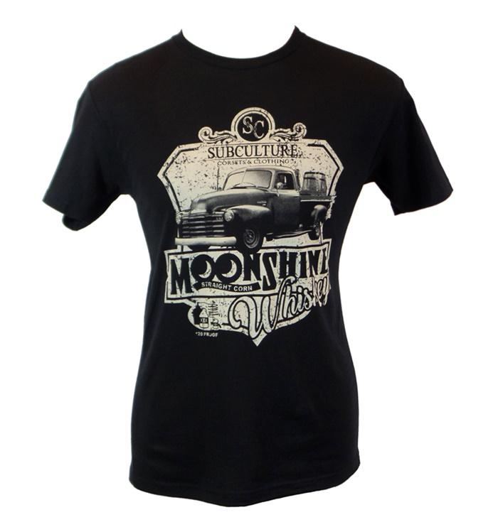 Subculture Moonshine Runner T-Shirt