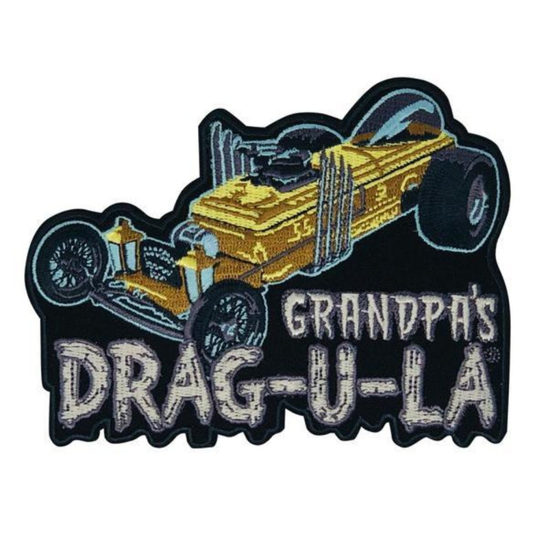 Grandpa's Drag-U-La Patch