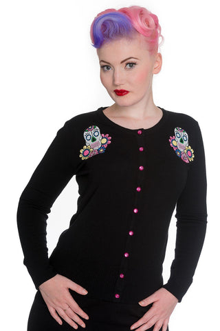 The Calaveras Cardigan