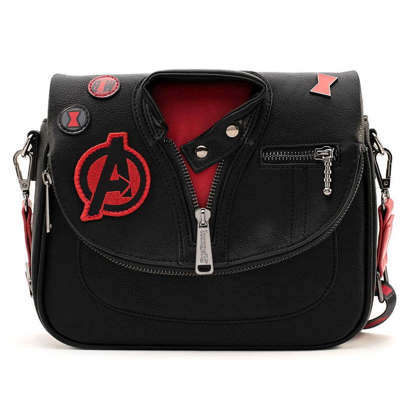 Black Widow Crossbody Bag