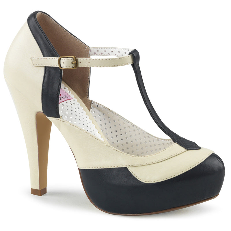 Bettie 29 Two-Tone Heel