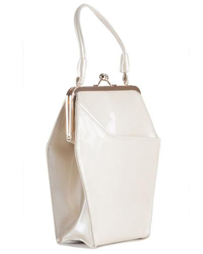 To Die For Creamy Pearl Purse
