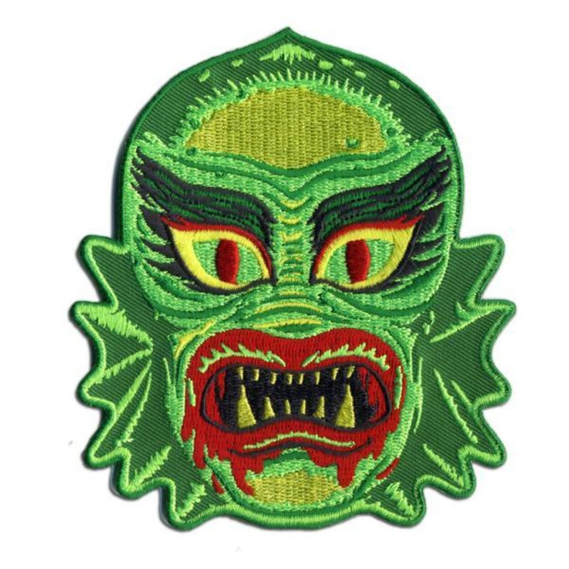 Fish Face Freak Patch