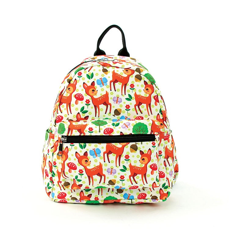 Fawn's Forest Mini Backpack