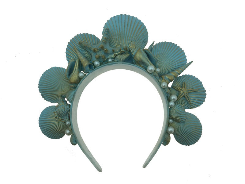 Sea Spectacle Mini Headdress